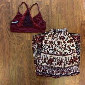 ❤️3 for $10 Aerie Lace Racerback Bralette